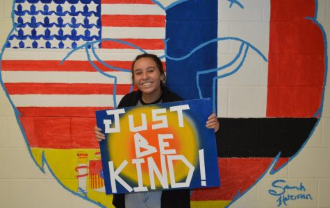 Just Be Kind, CHHS