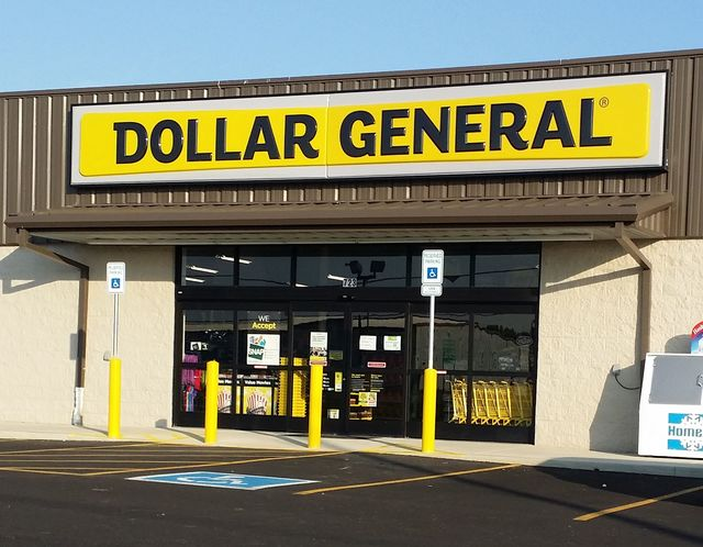 Dollar Generals on the increase