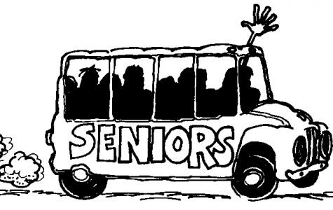 Senior trip second payment due today