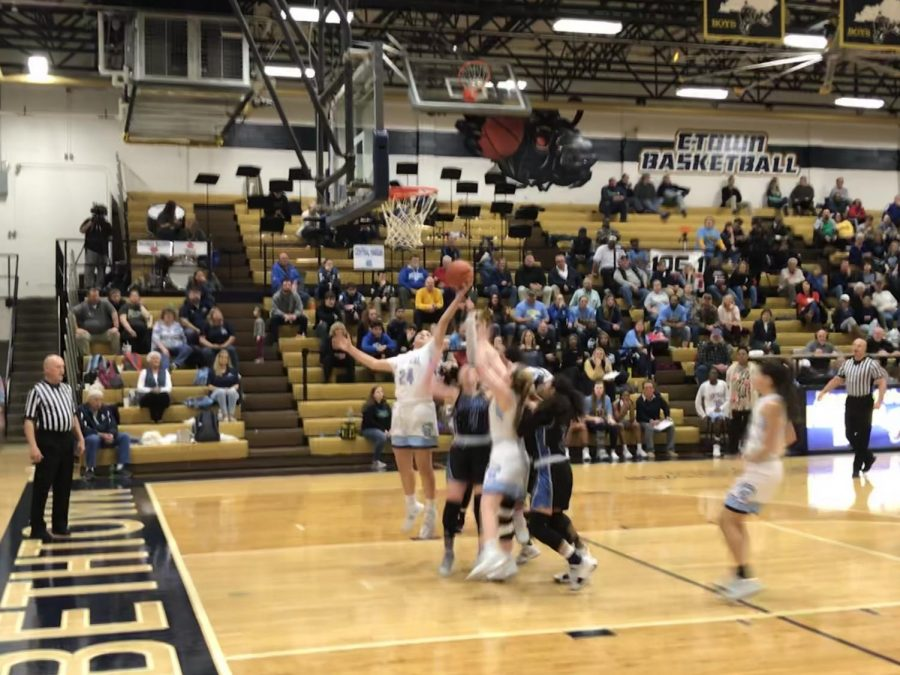 Central Hardin vs. North Hardin 2/21