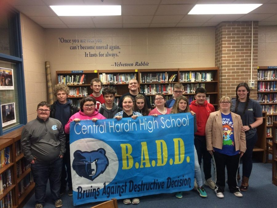 BADD Club offers help to anyone in need