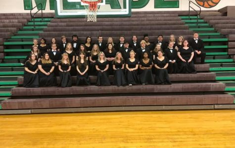 Advanced Mixed and Chamber Choirs earn distinguished rating at KMEA Choral Assessment