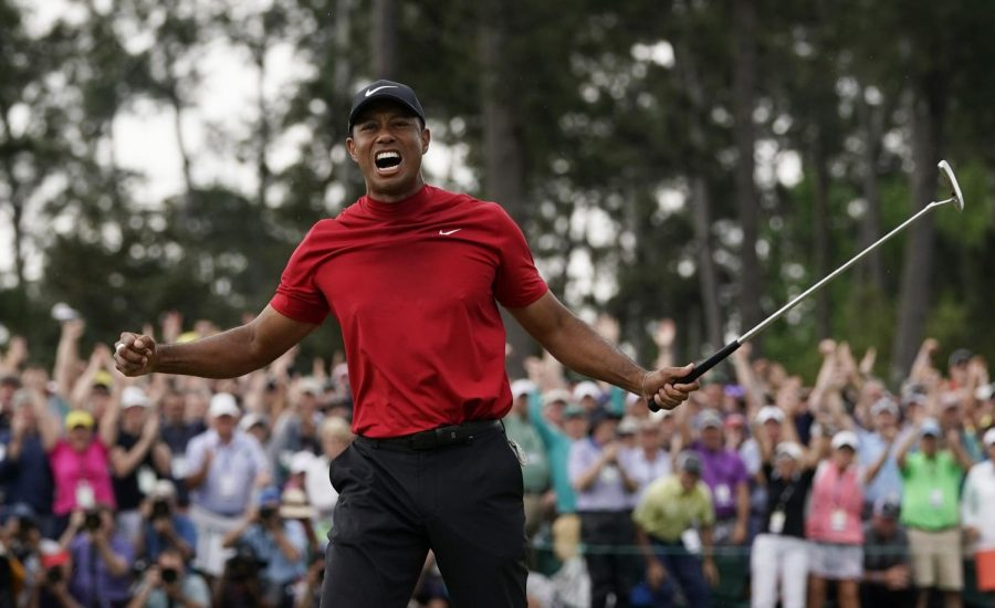 Tiger Woods' incredible journey back to the top