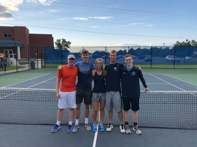 The CHHS Tennis Seniors are leaving, but will never be forgotten.
