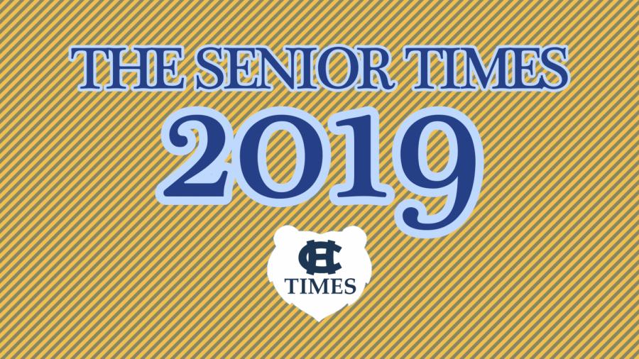 The 2019 Senior Times