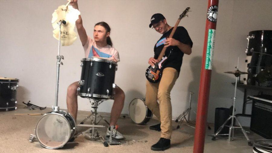 SATIRE: Central Hardin Rock Band