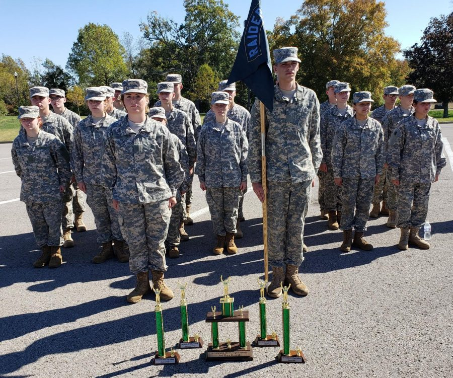 JROTC Raider Teams Are Going to Nationals