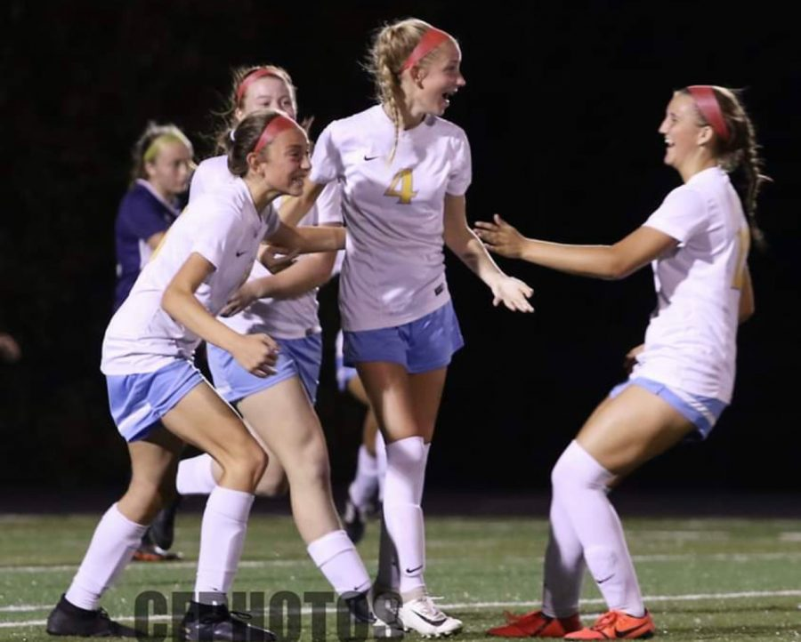 Lady Bruins Make It to Region Finals: First Time in 6 Years