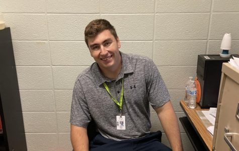Get to Know New Teachers at Central: Mr. Smith