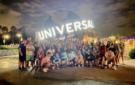 Bruins Take Over Universal