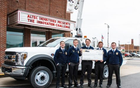 Central Students Awarded ALTEC Grant