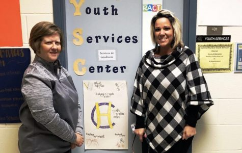 The Youth Services Center Door Is Always Open to All
