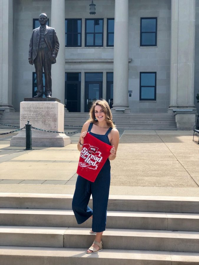 The Inspirational Story of a Central Alumna: Mallory Jenkins