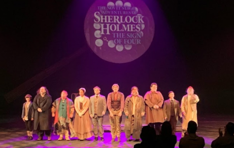 """Sherlock Holmes: the Sign of Four"" Play Review"