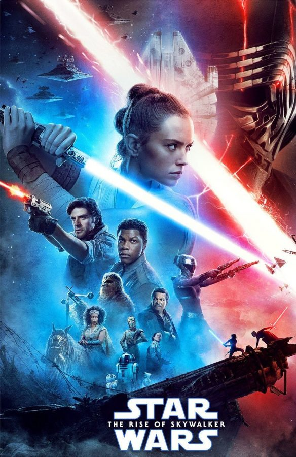Two Points of View on Star Wars: Rise of Skywalker