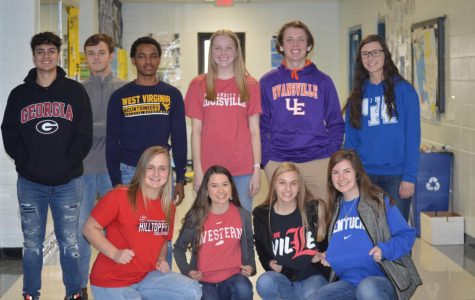 Basketball Homecoming: College Gear