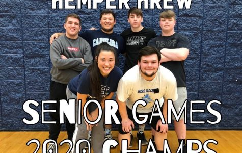 THE SENIOR GAMES 2020 CHAMPS