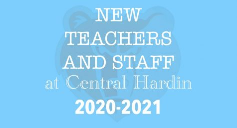 Get to Know New Teachers and Staff at Central: 2020-2021