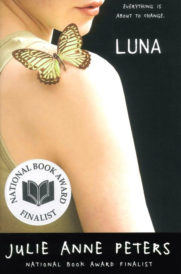 Luna By Julie Peters Review