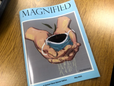 Our First Magazine: $5.00